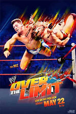 Official WWE Over The Limit 2011 DVD