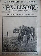 WW1 Truppe Russe in Galizia Angolo Britannici Excelsior 15/11/1914