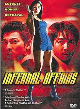 Infernal Affairs (DVD, 2004)