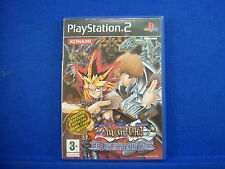 ps2 YU-GI-OH Duelists Of The Roses Yugioh Game Playstation PAL UK Version