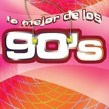 Lo Mejor de Los 90's CD NEW Regional Mexican Music: Various Artists Latin, World