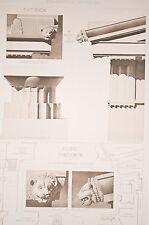 Acropole d'Athènes, Parthenon, relevés par Daumet, Architecture, Vers 1900
