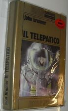 john brunner IL TELEPATICO - nord oro 1 EDIZIONE 1978