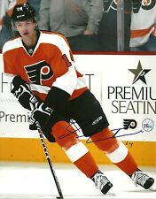 Sean Couturier Hand Signed 8x10 Photo Philadelphia Flyers