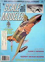 Vtg. Scale Modeler Magazine April 1981 Manchouko Air Force Spruce Trainer m81