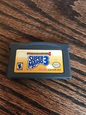 Super Mario Advance 4: Super Mario Bros. 3 (Nintendo Game Boy Advance,) GBA Cart