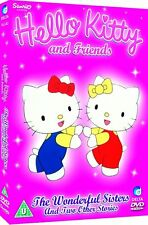 HELLO KITTY & Friends The Wonderful Sisters And Two Other Stories NEW SEALED