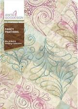 Fancy Feathers Anita Goodesign Embroidery Machine Design CD NEW