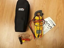 Uei Dl379 Digital Hvac Clamp Meter Yellow