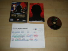 STAR TREK BRIDGE COMMANDER Pc Cd Rom Complete - FAST DISPATCH