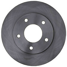 Disc Brake Rotor-Non-Coated Rear Left ACDelco Advantage 18A51A