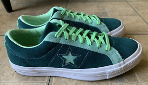 Converse One Star Ox 'Carnival' Low Top Sneakers 161614C Men Size 8