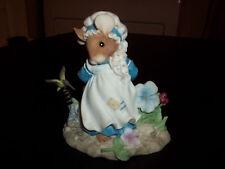 """1995 Priscilla Hillman Enesco Figurine """"Little Betty Blue"""" #160644"""
