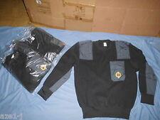 Größe 58 (XXL) NEUE Winter Armee MARINE POLIZEI Pullover Original mit 50% Wolle