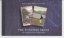 "Great Britain #BK160 (GR287) Complete 1995 ""National Trust"" Booklet, MNH, VF"