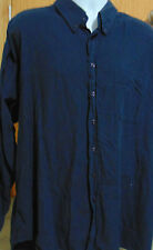 Oscar De La Renta Benny style Vintage? Cotton Casual long sleeve shirt XXL