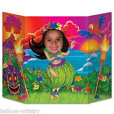 Tropical hawaiano Chica Hula Luau Fiesta Divertida Foto Accesorios Escena Decoración