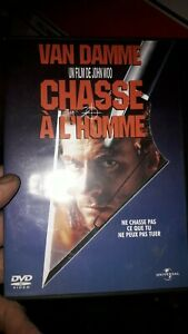 film DVD Chasse à l'Homme, zone 2