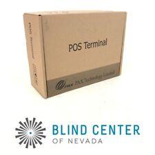 New Pax S80 Pos Credit Card Terminal Thermal Printer