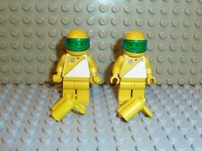 LEGO® Space Classic 2x Futuron Figur mit Airtank gelb sp016 6990 6953 6703 F189