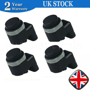 4 PCS Aid Parking Sensors PDC For Ford Galaxy Mondeo S-Max 6G92-15K859-CA UK