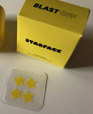 Starface 1 sheet of 4 Hydro-Stars Sample Pack Hydrocolloid Pimple Patches Acne
