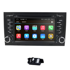 "7""2DIN fit AUDI A4 B6 B7 S4 Android 9.0 Car GPS DVD Player Radio DSP Canbus AU"