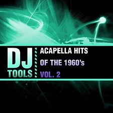 Dj Tools - Acapella Hits Of The 1960's, Vol. 2 [New CD] Manufactured On Demand