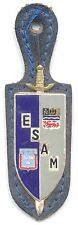 FRANCE Senior School of Ordnance pocket badge