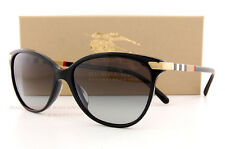 1b80dd88b0d3 Brand New Burberry Sunglasses BE 4216 3001 8G Black Grey Gradient for Women
