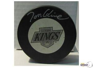 Tom Glavine Autographed NHL Los Angeles Kings Puck - No COA!
