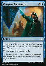 4x Comparative Analysis | NM/M | Oath of the Gatewatch | Magic MTG