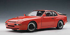 1/18 Autoart 1980 PORSCHE 924 Carrera GT RED-ROSSO culto!
