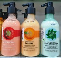 The Body Shop Body Lotion | Strawberry | Satsuma | Fuji Green Tea | 250 ML