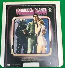 Forbidden Planet Leslie Nielsen - CED Movie Video Disc  - Consignment
