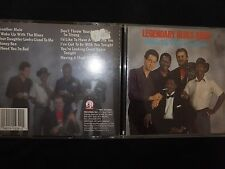 CD THE LEGENDARY BLUES BAND / WOKE UP WITH THE BLUES / RARE /
