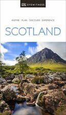 DK Eyewitness Scotland paperback FREE SHIPPING
