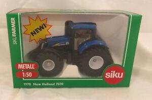 Siku - 1:50 AT Range New Holland T 7070 Tracteur New Holland T7070