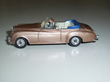 DINKY TOYS #194 BENTLEY S2 MADE IN ENGLAND MECCANO EXCELLENT CONDITION!