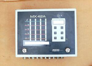 INDUSTRIAL SCIENTIFIC MX42A CONTROL UNIT