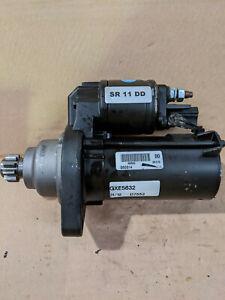 UNIPART STARTER MOTOR GXE5632 FOR VW, AUDI, SKODA, SEAT