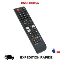 BN59-01315A TELECOMMANDE DE REMPLACEMENT POUR TV SAMSUNG SMART TV