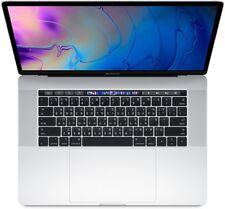 "Apple Macbook Pro 15"" 2018 256GB+16GB 2.2GHz i7  (US Teclado) (Touch Bar)- Plata"