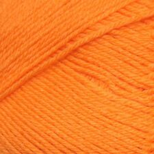50g Balls - Patons Patonyle Sock Yarn - Tangerine #1027 - $7.95 A Bargain