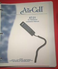 AirCell AT.01 Air Telephone Installation Manual