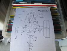 David Bradley Windmill Exploded Parts List & Cut-A-Ways