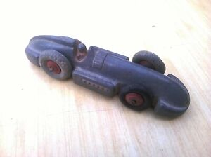 DINKY 'SPEED OF THE WIND' RACING CAR 1930's