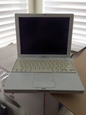 Working Vintage Apple iBook G4 Laptop