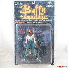 "Buffy the Vampire Slayer Willow 6"" figure white shirt jeans Moore BTVS - worn"