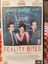 REALITY BITES VHS WINONA RYDER, BEN STILLER, ETHAN HAWKE